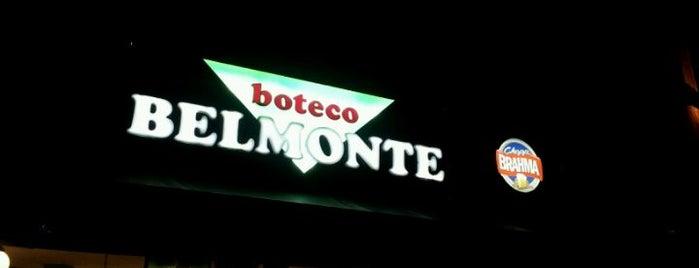 Belmonte is one of Boteco Belmonte, mais carioca impossível!.