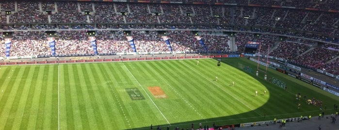 Stade de France is one of Best Stadiums.