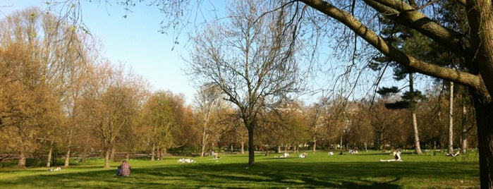 Finsbury Park is one of Must-visit Great Outdoors in London.