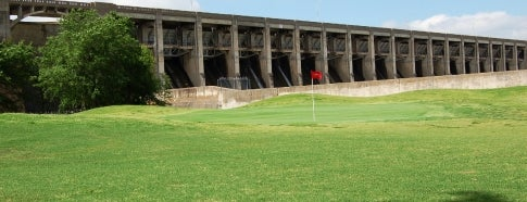 Grand Cherokee Golf Course is one of Hit the Links at OK State Parks.