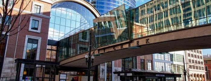 City Creek Center is one of What to visiti in the SLC area..
