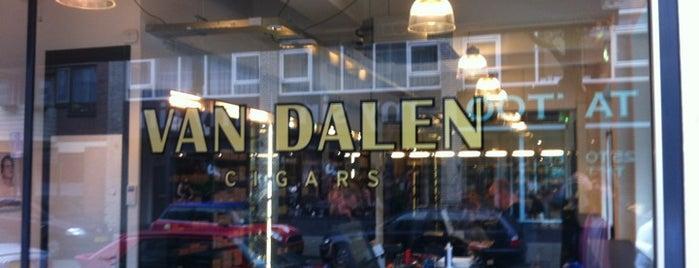 Van Dalen Cigars is one of #010 op z'n #Rotterdamst.