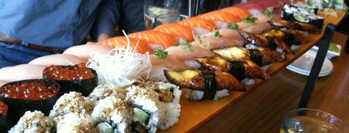 Hapa Sushi is one of My Favorite Denver Eateries.