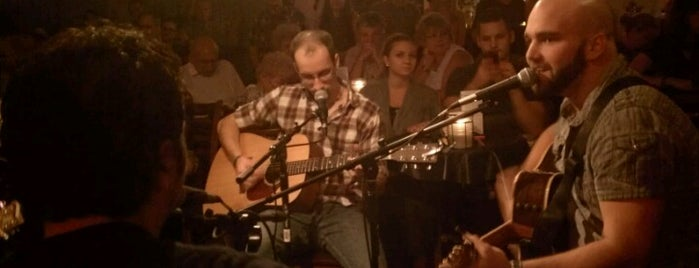 Bluebird Cafe is one of 11 Cool Places in Nashville You Really Must Visit.