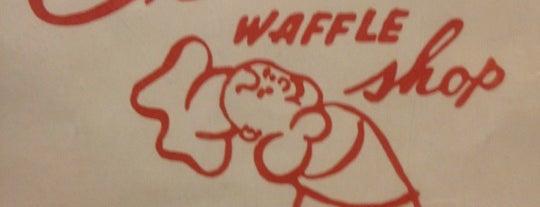 Ole's Waffle Shop is one of My fav Alameda eats!.