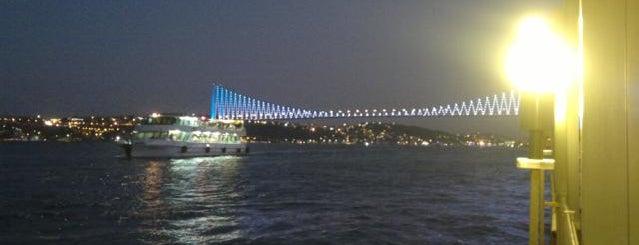 Galatasaray Adası is one of Denemeden geçmeyin! ;).