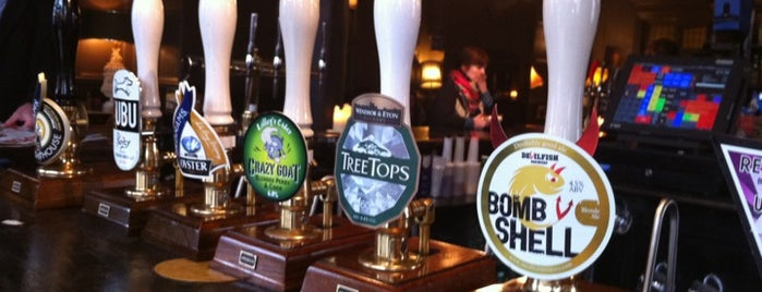 The Antelope is one of London's best pubs & bars.