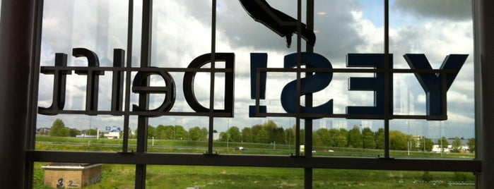 Yes!Delft is one of TU Delft Places.