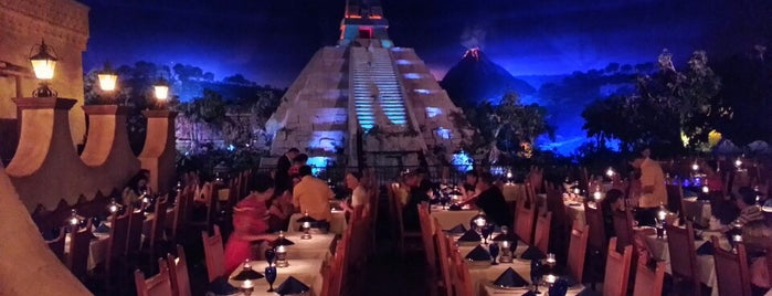 Mexico Pavilion is one of Epcot World Showcase.