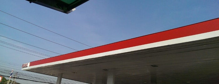 Esso (เอสโซ่) is one of All-time favorites in Thailand.