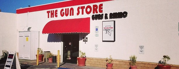The Gun Store is one of Las Vegas Entertainment.