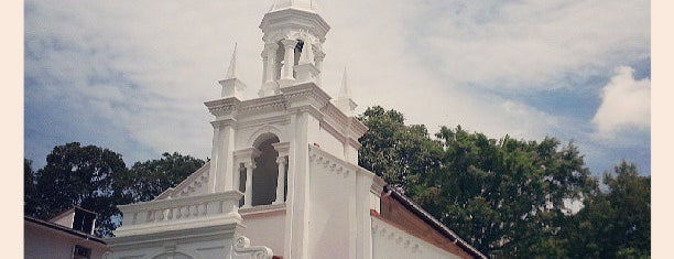 Orchard Road Presbyterian Church (ORPC) is one of The Houses of Prayers & Worship.
