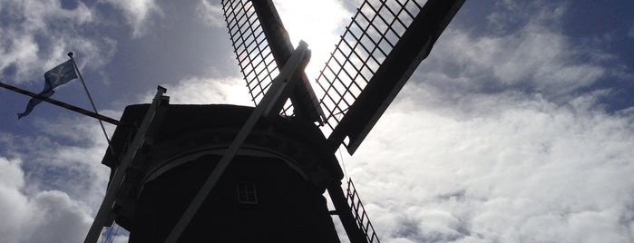 Molen De Herder is one of Dutch Mills - North 1/2.