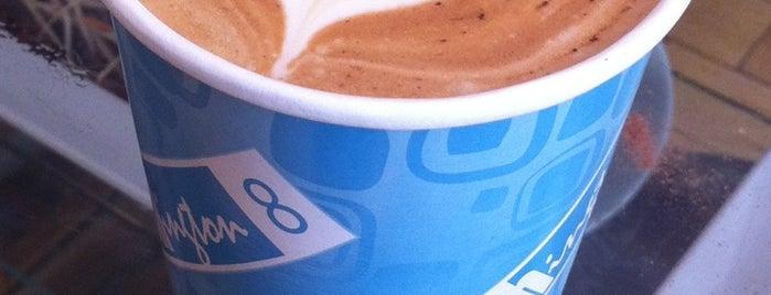 Noshington Café is one of Favorites.