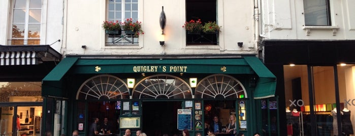 Quigley's Point is one of Bars / Pubs.