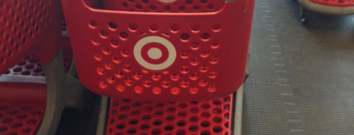 Target is one of Recycle Hotspots.