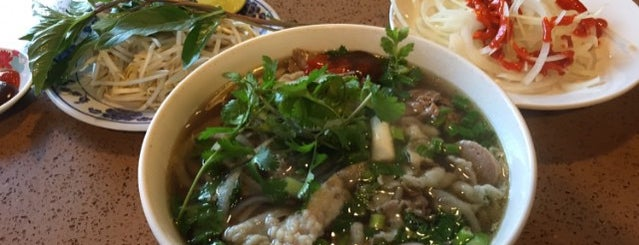 Phở Kimmy is one of Socal.