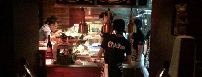Chicha is one of Hk fav restaurant list.
