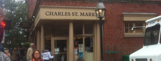 Charles St Market is one of Suffolk University.