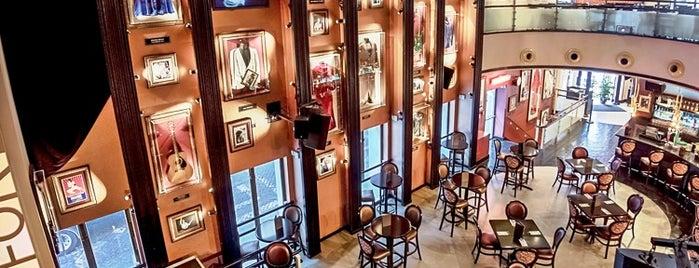 Hard Rock Cafe Lisboa is one of 20 favorite restaurants.