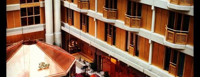 Radisson Blu Scandinavia Hotel is one of Göteborg.
