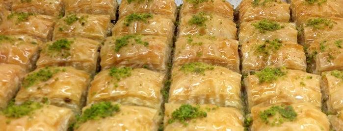 Koska Helvacısı is one of Istambul food.