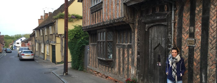 De Vere House is one of Harry Potter & The Mayor Of Diagon Alley.