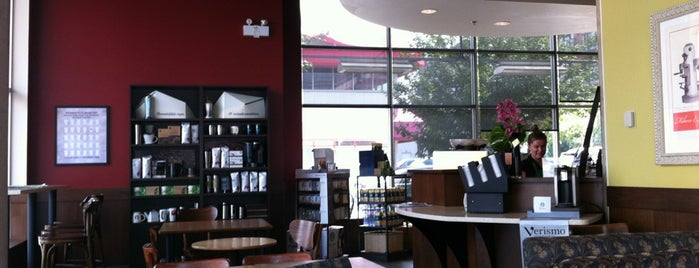 Starbucks is one of Coffee Shops for Meetings.