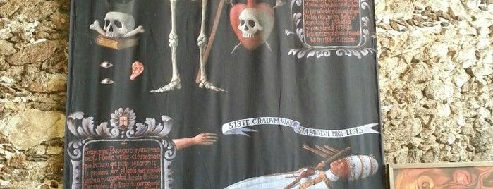 Museo De La Muerte is one of Entretenimiento.