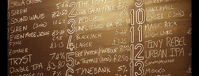 The Hanging Bat is one of Real Ale in Edinburgh.