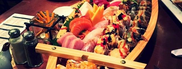 Nagoya Japanese Steakhouse & Sushi is one of Lakeside-Marblehead.