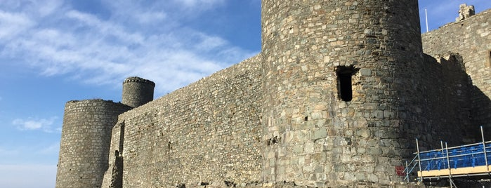 Harlech Castle is one of Historic Castles of North Wales.