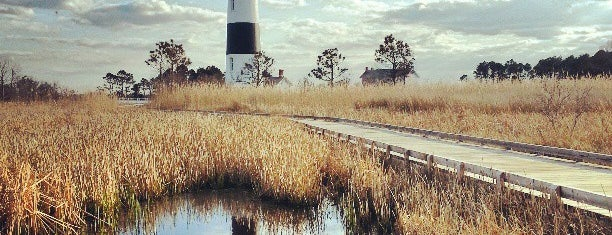 Bodie Island Lighthouse is one of North Carolina.