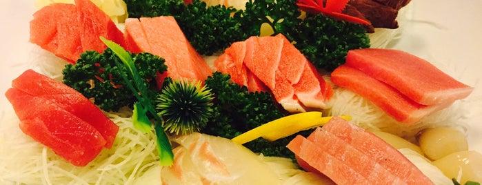 마구로센 is one of Itaewon food.