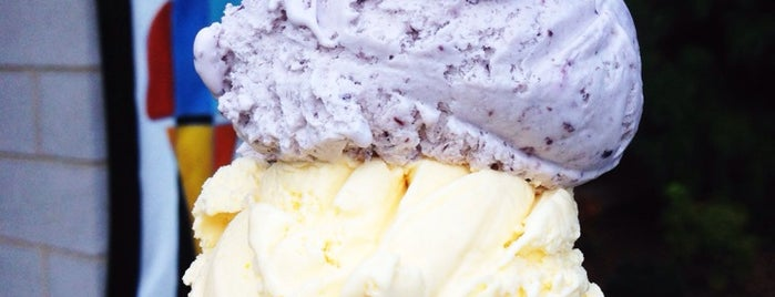 Ultimate Ice Cream is one of Asheville All-in-All.