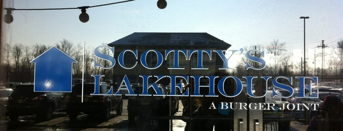 Scotty's Lakehouse is one of Places to eat in INDY.