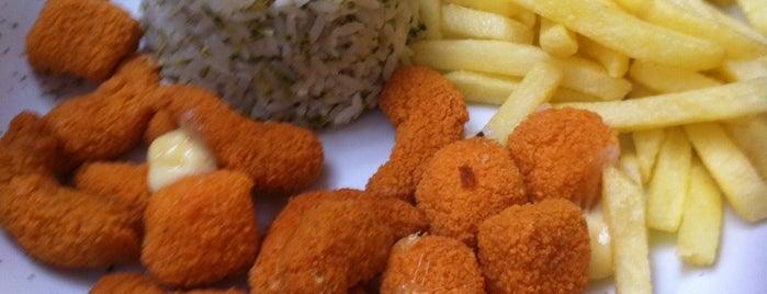 Camarão & Cia is one of favorite restaurants.