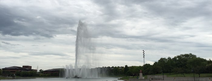 Heartland of America Park is one of Favorite Great Outdoors.