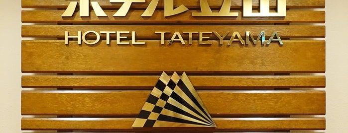 ホテル立山 is one of Hotel.