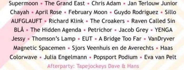 Muziek Enschede #4sqCities