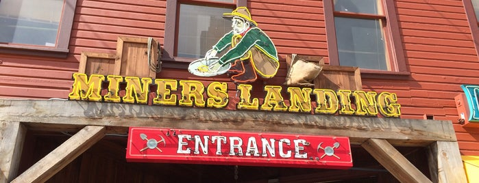 Miners Landing is one of Must-have Experiences in Seattle.