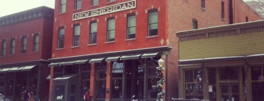 New Sheridan Hotel & Chop House is one of USA 2012.