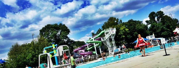 Resch Aquatic Center is one of Family fun!.