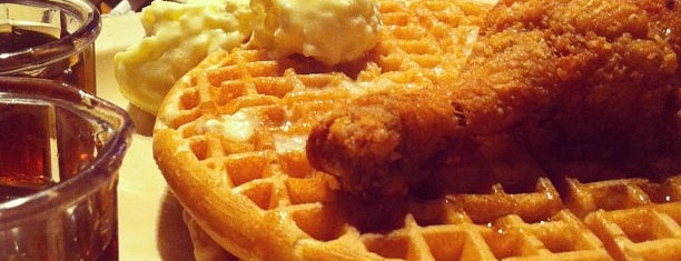 Roscoe's House of Chicken and Waffles is one of Travel Channel.
