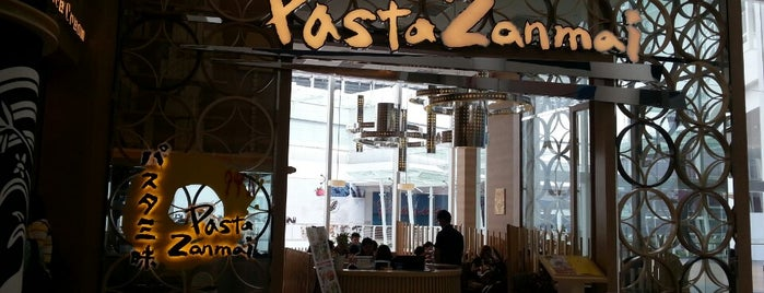 Pasta Zanmai is one of Gurney Paragon.
