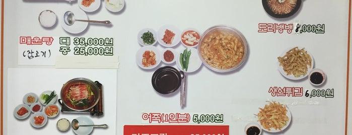가선식당 is one of 한국인이 사랑하는 오래된 한식당 100선.