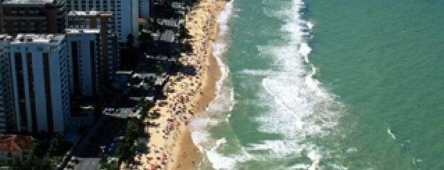 Praia de Boa Viagem is one of Recife.