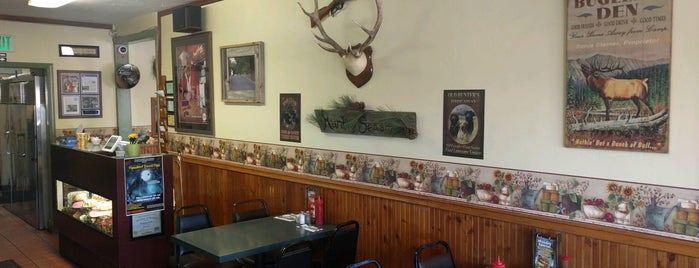 "Ramona Cafe is one of ""Diners, Drive-Ins & Dives"" (Part 1, AL - KS)."
