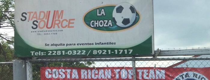 Futbol 5 La Choza is one of Sabanilla.