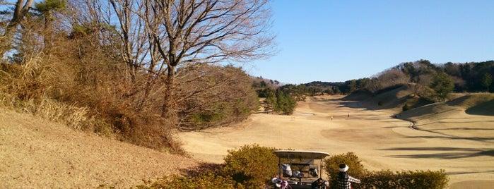 高萩カントリークラブ is one of ゴルフ場(茨城).